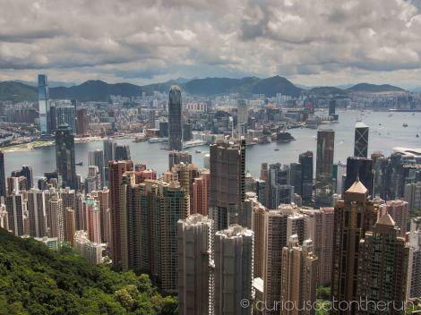 hong kong, the peak, sky terrace